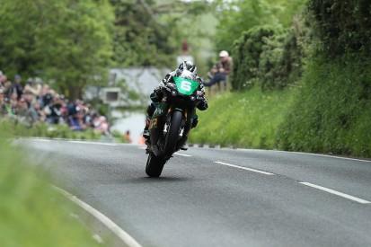 Isle of Man TT: Michael Dunlop prevails in Lightweight race