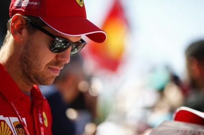 Sebastian Vettel calls Formula 1 retirement rumours 'made up'