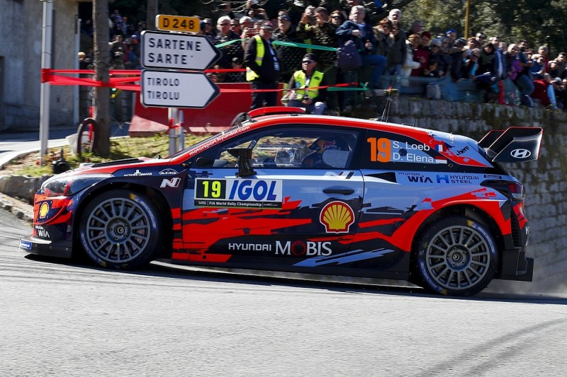 Loeb to contest two national rallies in Hyundai i20 World Rally Car