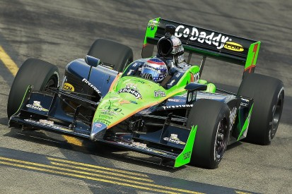 Danica Patrick reunites with GoDaddy for Daytona and Indy 500