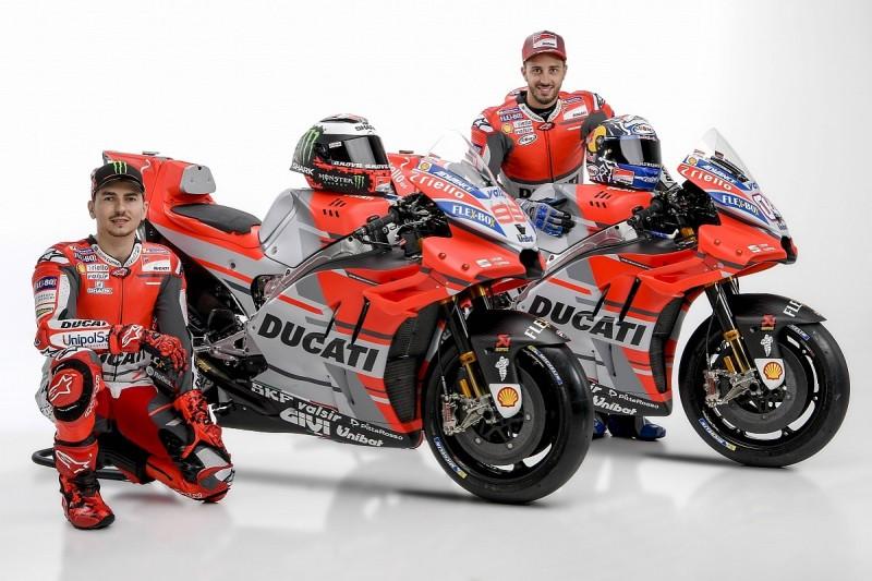 Ducati could run e-cig branding in 2018 MotoGP season