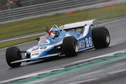 Ferrer wins Formula 1 title in ex-Laffite Ligier, champions crowned