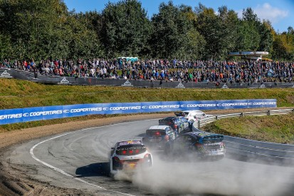Nine manufacturers in discussions with World RX over electric rules