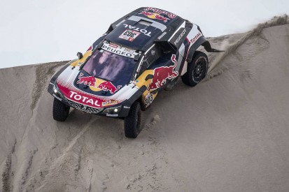 Dakar Rally leader Sainz has penalty for quad incident overturned
