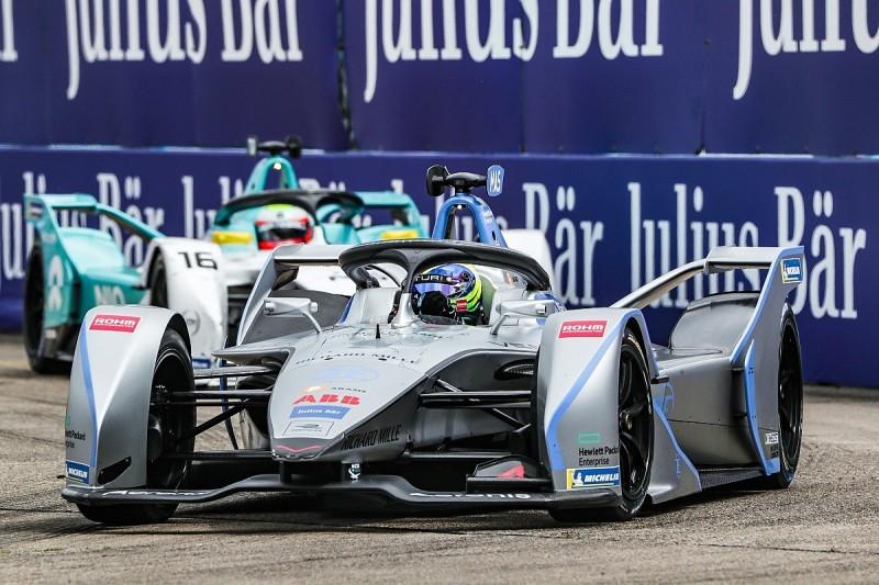 Ex-F1 driver Massa says Venturi GP FE skills becoming 'automatic'