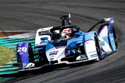 Valencia Formula E testing: Gunther puts BMW on top on first morning