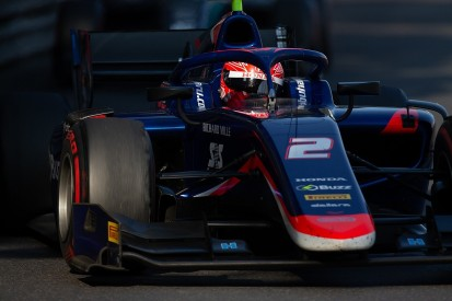 "Honda F1 junior Matsushita confident ""nightmare"" F2 weekends over"