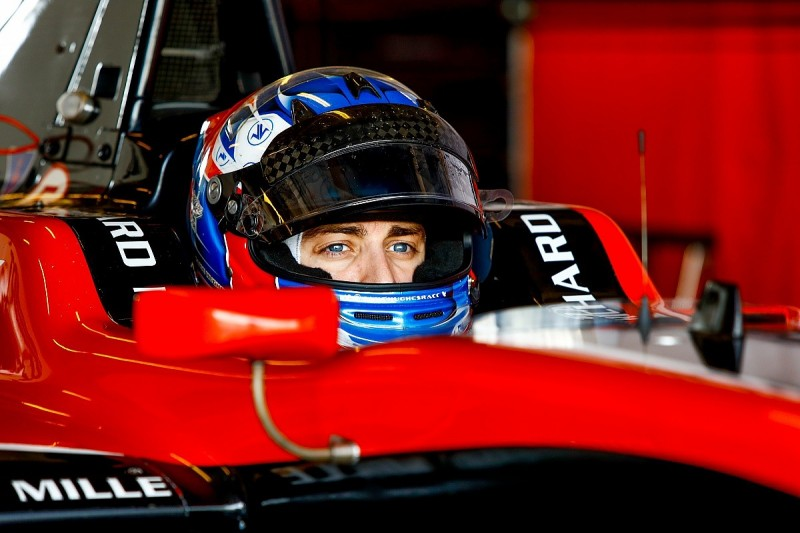 Jake Hughes returns to GP3 for 2018 with category dominator ART