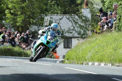 "Runner-up Harrison's Superbike TT bid hindered by ""surging"" Kawasaki"