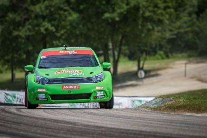 Andros Trophy goes fully-electric, plans electric rallycross series
