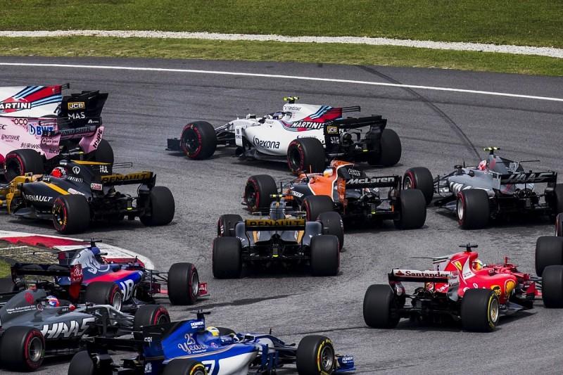 Formula 1 warned against 'destructive' talks by McLaren's Zak Brown