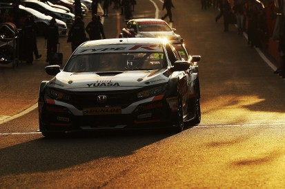 """Cammish doesn't """"feel anything"""" after BTCC title loss"""