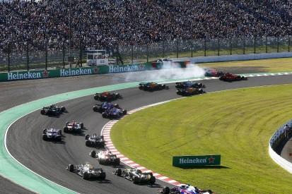 Leclerc accepts complete blame for Japanese GP Verstappen clash