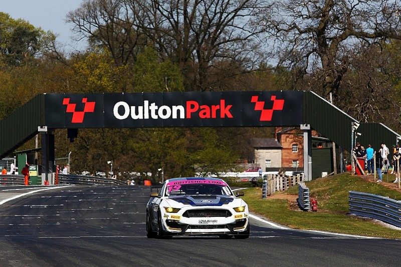 Newey to make British GT debut at Silverstone 500 for Multimatic