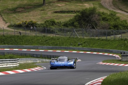 Volkswagen I.D. R breaks Nurburgring electric record by over 40s