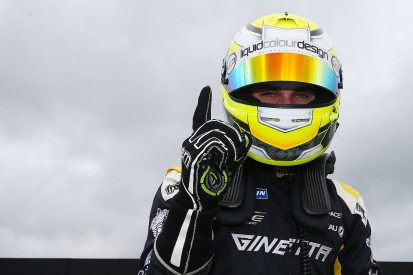 Harry King clinches 2019 Ginetta GT4 Supercup title