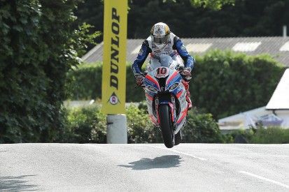 Isle of Man TT: Hickman triumphs in shortened first Superbike race