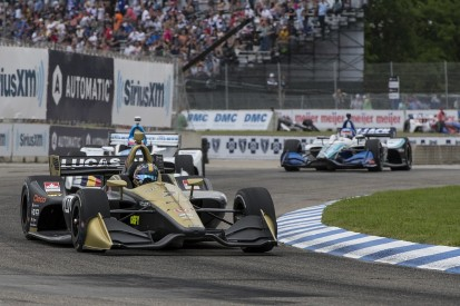 Ex-F1 driver Ericsson didn't expect steep IndyCar learning curve