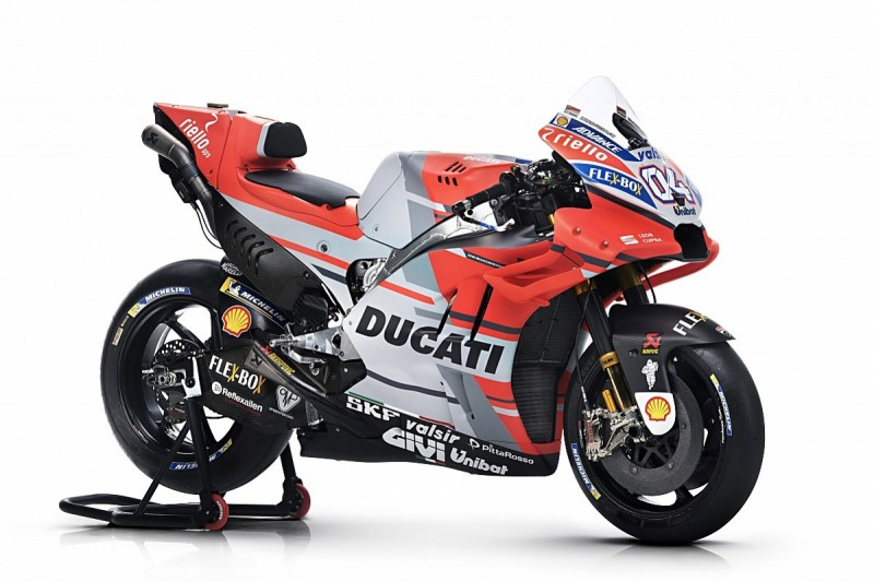 Ducati MotoGP launch: 2018 livery revealed in Italy