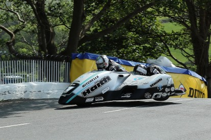 Isle of Man TT: Ben, Tom Birchall take sixth-straight Sidecar win