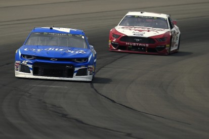 "NASCAR Pocono: Stage-winner Larson must be ""smarter"" in key moments"