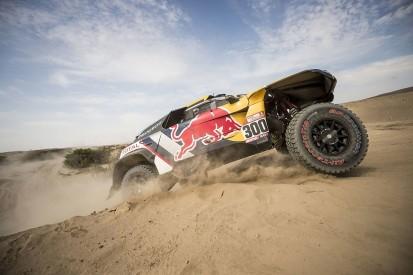 Suspension issue costs Peugeot's Peterhansel 2018 Dakar Rally lead