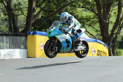 Rain-affected Isle of Man TT schedule has packed three-race Monday