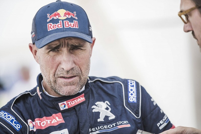 Peterhansel was 'probably too fast' in crash that cost Dakar lead