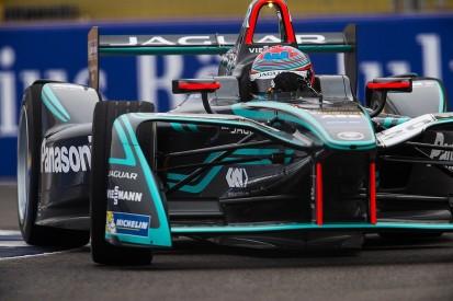 Paul di Resta tops Formula E rookie test morning session for Jaguar