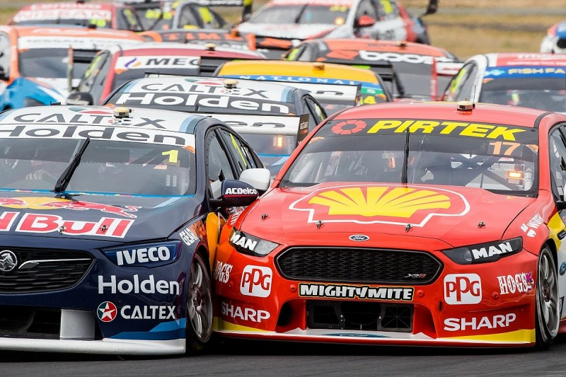 DJR Penske McLaughlin's Supercars dominance reminiscent of Whincup