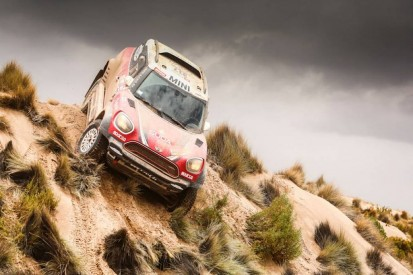 Monday's Dakar Rally stage cancelled due to bad weather