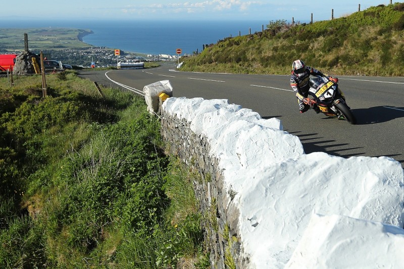 Conor Cummins fastest as Isle of Man TT practice finally resumes
