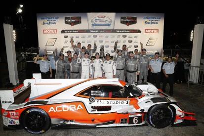 Montoya wins IMSA title at Petit Le Mans, Action Express win race