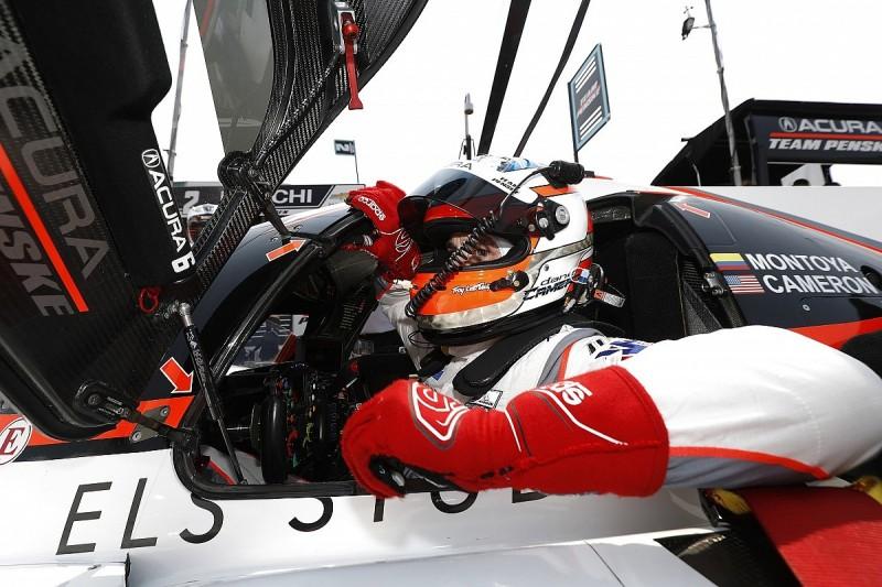 Dane Cameron holds off Felipe Nasr for IMSA victory in Detroit