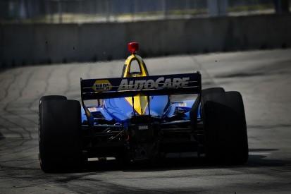 Thunderstorms, risk of lightning, delays start of Detroit IndyCar race