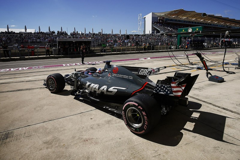 Haas team says no American drivers are ready for F1