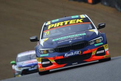 Brands Hatch BTCC: Jordan tops FP2, Turkington over four seconds off
