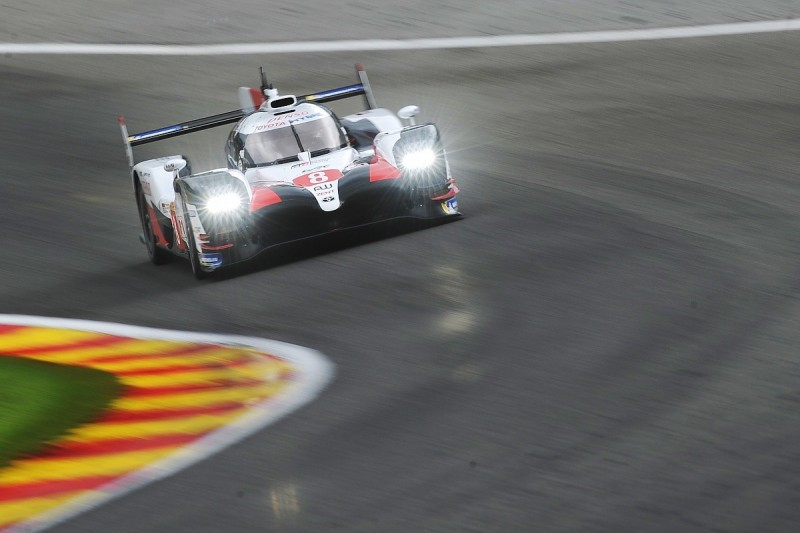 Toyota supports introduction of success ballast to WEC for 2019/20