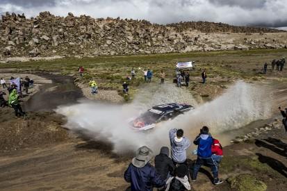 Carlos Sainz wins latest Dakar Rally stage, Peterhansel leads