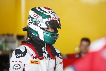 Honda protege Fukuzumi to combine Formula 2, Super Formula in 2018