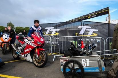 Cancelled Isle of Man TT practice sessions postpones race start