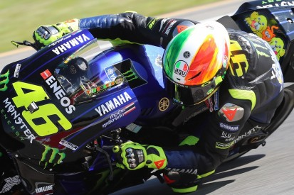 Valentino Rossi says FP3 brake issue the catalyst for poor Q1 pace