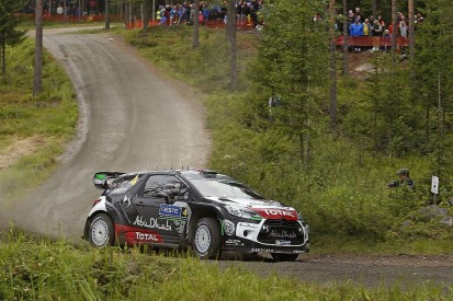 Citroen brings Ostberg back to WRC team with third C3 for Sweden