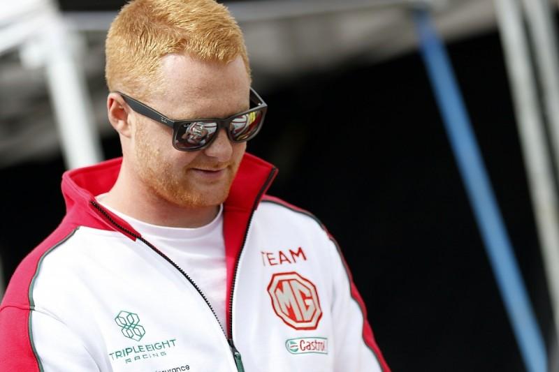 Josh Cook returns to Power Maxed BTCC team for 2018 season