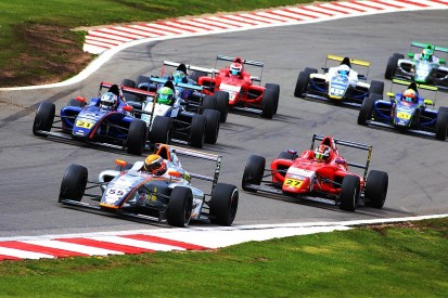 British F4 single-seaters to trial hybrid technology with tests in 2020
