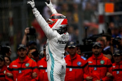 Hamilton: I've been quite average in Formula 1 so far this year
