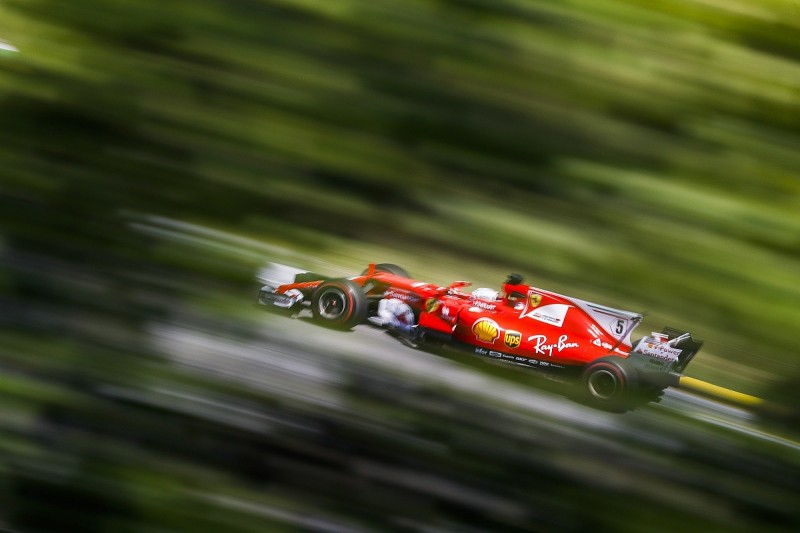 Ferrari's 2017 Formula 1 car to appear at Autosport International