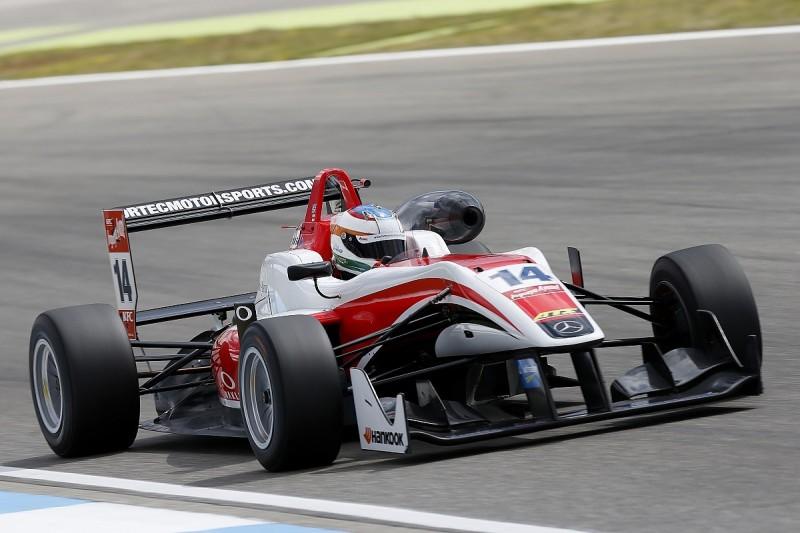 Fortec planning Formula 3 return