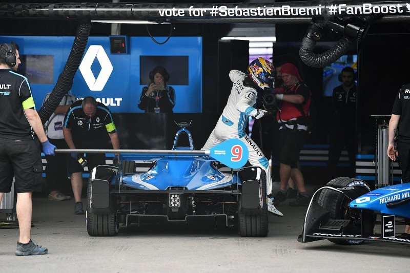 Formula E drops minimum pitstop time with immediate effect