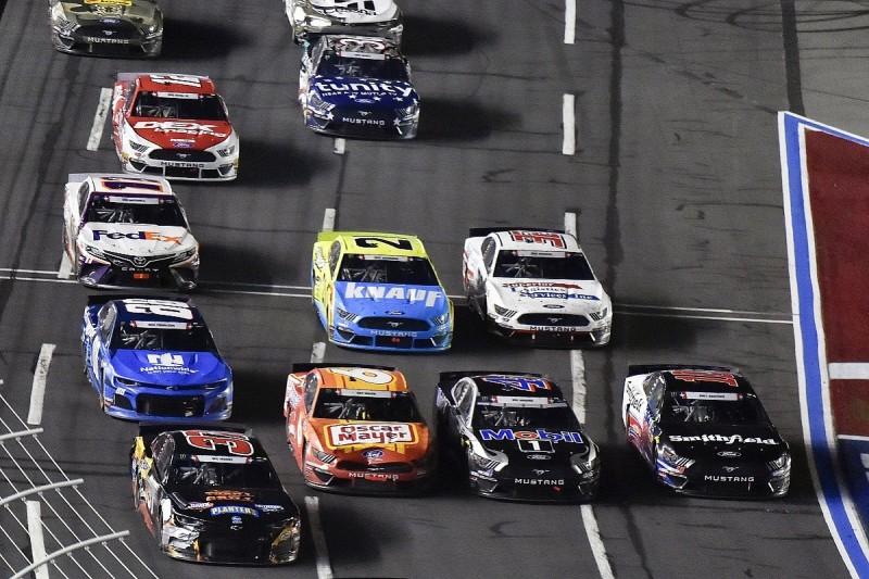 NASCAR could adopt one Gen-7 part early after All-Star race trial